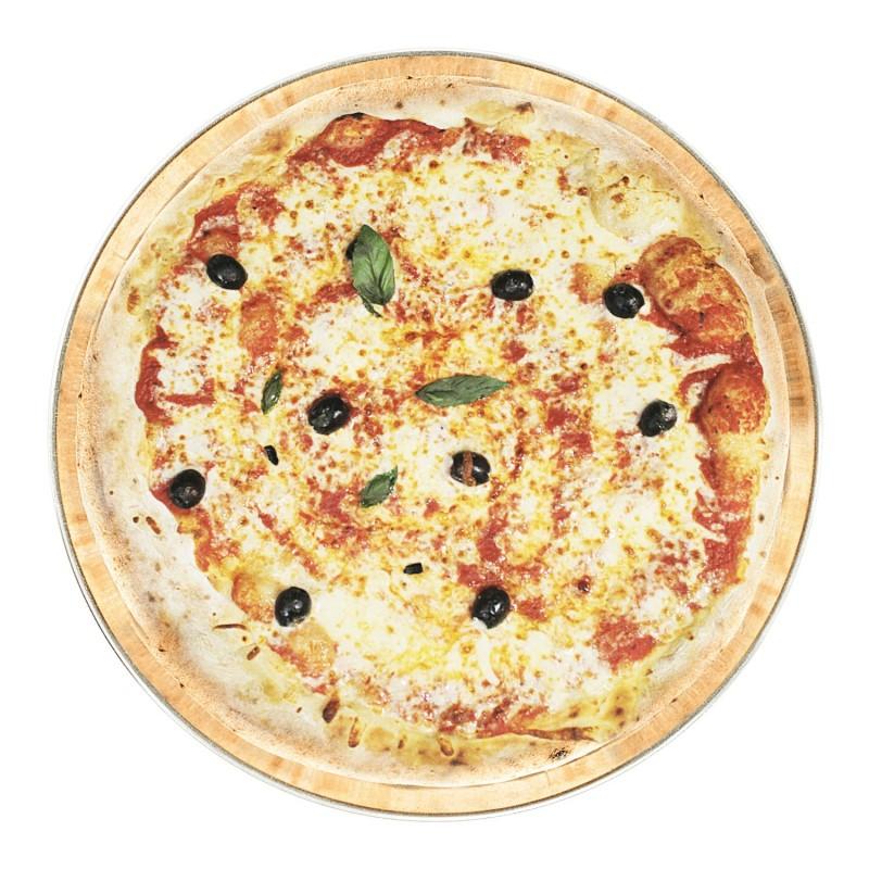 Margherita Woodiz # Pizza Feu De Bois Nancy