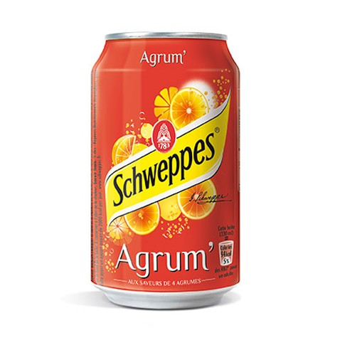 Schweppes 33cl