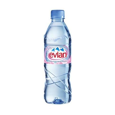 Eau minéral Evian 50cl